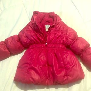 OLD NAVY GIRL TODDLER JACKET